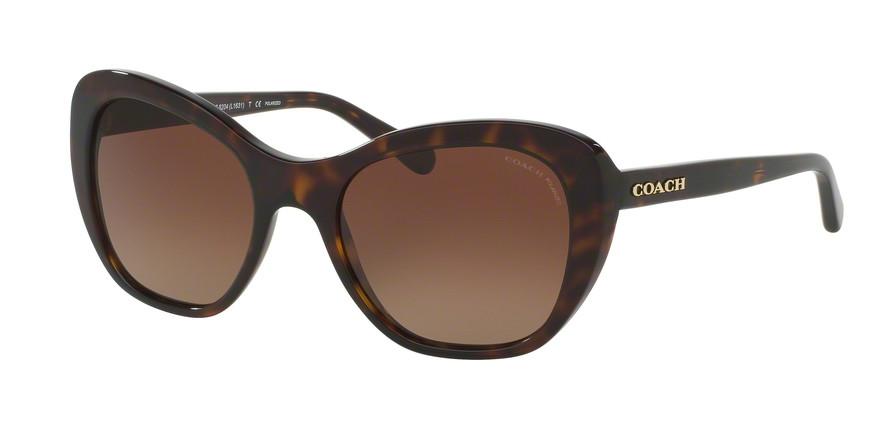 603443d0443a Coach HC8204 L1631 Sunglasses - Coach - Sunglasses