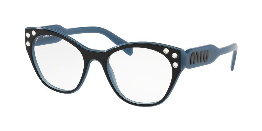 2e6a7edcfbfb Miu Miu MU 02RV CORE COLLECTION Eyeglasses - Miu Miu - Eyeglasses