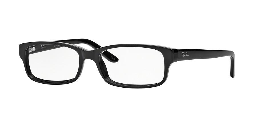 162d4a2605 Ray-Ban RX5187 Rectangle Eyeglasses - Ray-Ban - Eyeglasses - Mens