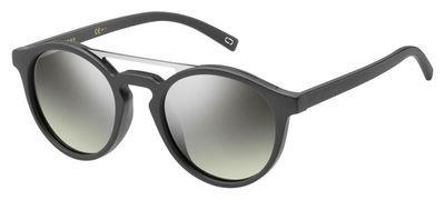 Unisex-Adults Marc 107/S 9O Sunglasses, Shiny Black, 99 Marc Jacobs
