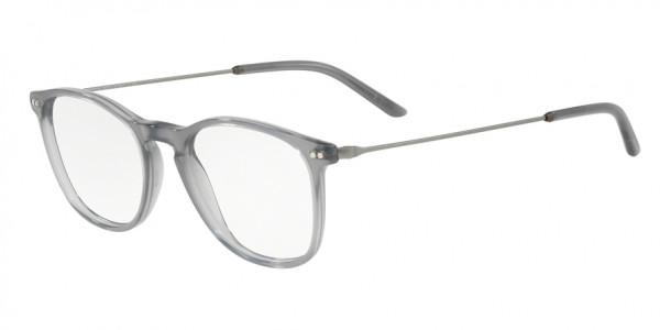 Giorgio Armani AR7160 5681 Opal Grey, Size 53mm Eyeglasses