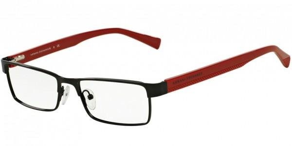 Exchange Armani AX1009 6036 Black/Samba, Size 53mm Eyeglasses