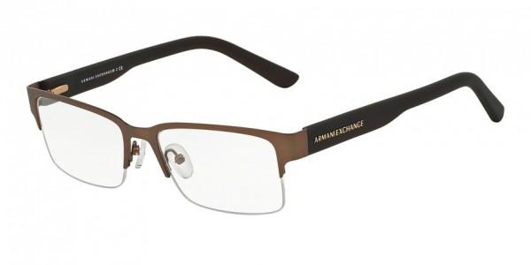 Exchange Armani AX1014 Rectangle Eyeglasses