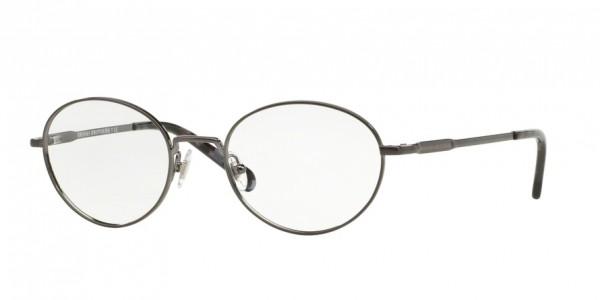 Brooks Brothers BB1032 1630 Brushed Gunmetal, Size 48mm Eyeglasses