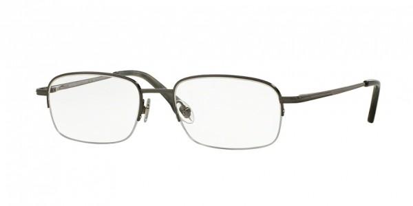 Brooks Brothers BB 487T BB 487T 1511T Dk Gunmetal, Size 52mm Eyeglasses