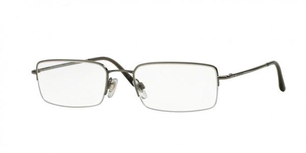 Burberry BE1068 1003 Gunmetal, Size 54mm Eyeglasses