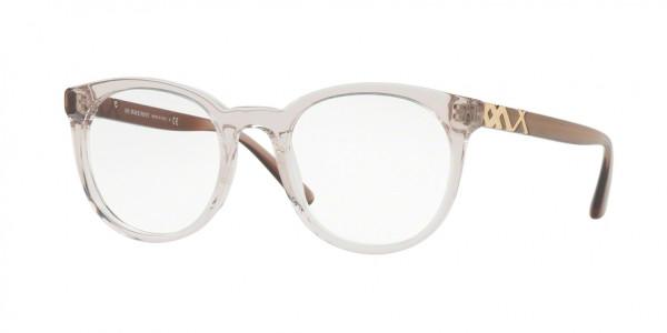 Burberry BE2250 3685 Transparent Grey, Size 51mm Eyeglasses