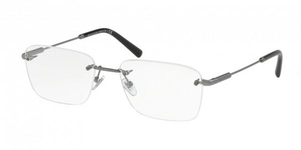 Bvlgari BV1097 195 Matte Gunmetal, Size 56mm Eyeglasses
