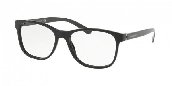 Bvlgari BV3036 501 Black, Size 55mm Eyeglasses