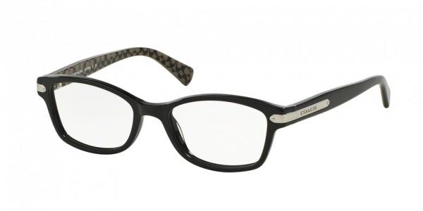 Coach HC6065 Rectangle Eyeglasses