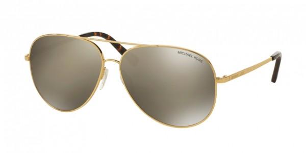 a8aa01373512 Michael Kors KENDALL MK5016 10245A Gold-Tone Frame Bronze Mirror Lens