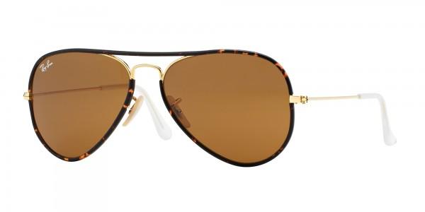 Ray-Ban RB3025JM AVIATOR FULL COLOR Sunglasses