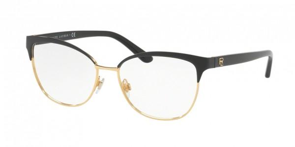 Ralph Lauren RL5099 9003 Black, Size 55mm Eyeglasses