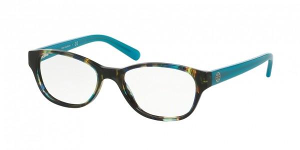 Tory Burch TY2031 3153 Blue Brown Tort/Blue Lark, Size 51mm Eyeglasses
