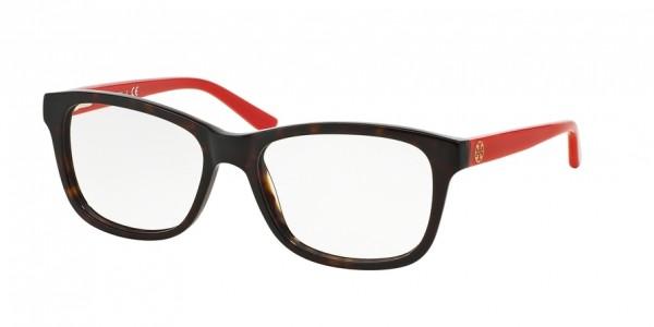 Tory Burch TY2038 1213 Tortoise Pink, Size 52mm Eyeglasses