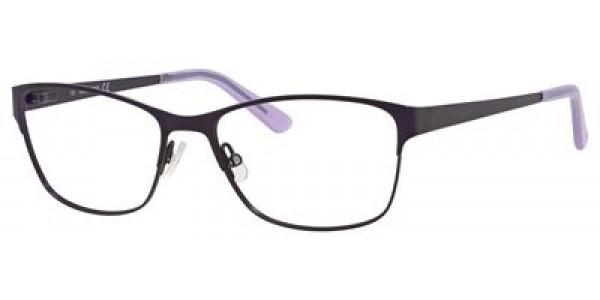 Adensco AD 205 0ETE Purple, Size 51mm Eyeglasses