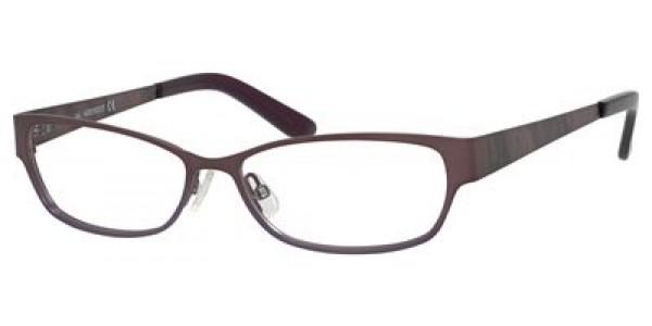 Adensco AD 214 0U7I Aubergine Matte, Size 52mm Eyeglasses