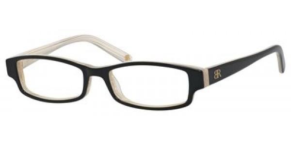 Banana Republic BN Allie 0JPZ Black Horn, Size 51mm Eyeglasses