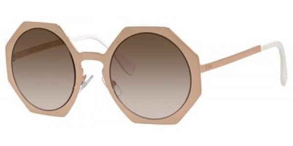 Fendi 0152/S Geometric Sunglasses