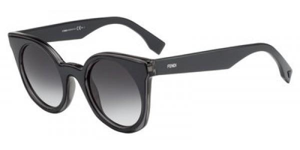 Fendi 0196/S Round Sunglasses