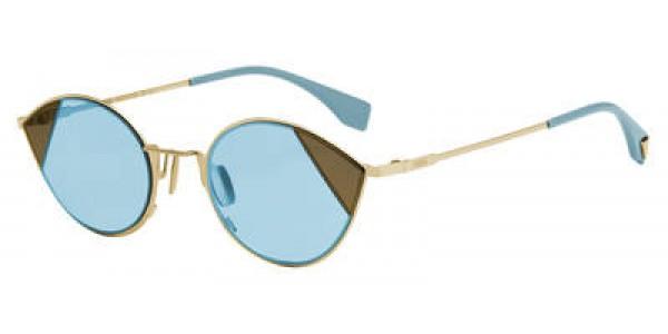 Fendi 0342/S Cat Eye/Butterfly Sunglasses