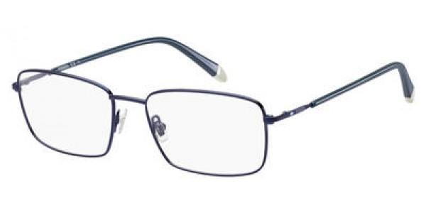 dc0ebc38973 Fossil Fos 7016 Rectangular Eyeglasses