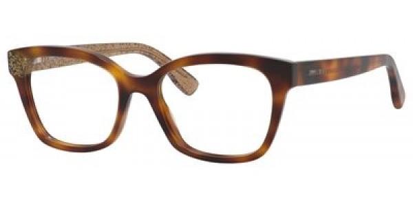 Jimmy Choo JMC 150 0Q9W Havana, Size 50mm Eyeglasses
