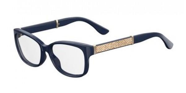 Jimmy Choo JMC Jc 178 0175 Blush Glitterbl, Size 51mm Eyeglasses