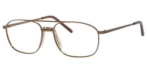 Adensco Mark Rectangular Eyeglasses